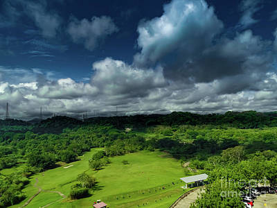 Photograph - Summit Golf by Camille Pascoe