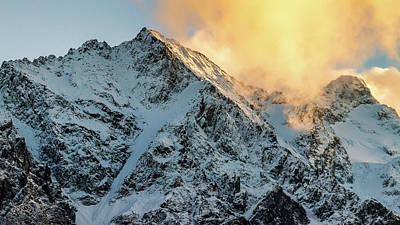 Photograph - Summit Of Mount Currie by Pierre Leclerc Photography