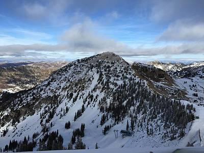 Photograph - Summit View by Cornelia DeDona