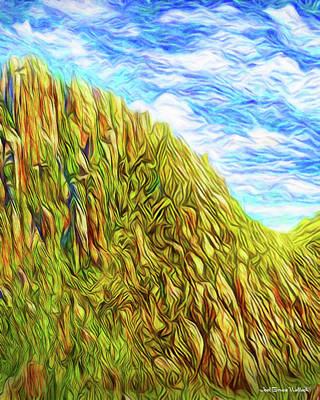Digital Art - Summit Visions by Joel Bruce Wallach