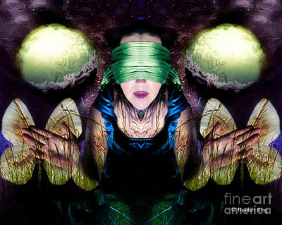 Photograph - Summoning Of The Muse by Heather King