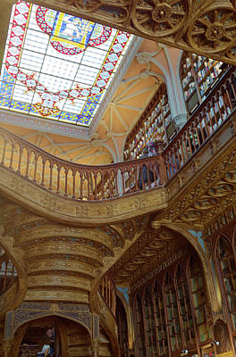 Photograph - Sumptuous Bookstore by Sally Weigand