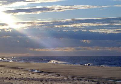 Photograph - Sun Beam by  Newwwman