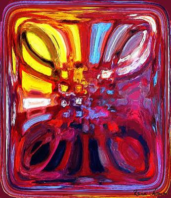 Digital Art - Sun Block by Rein Nomm