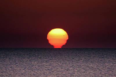 Sun Art Print by Bruno Spagnolo