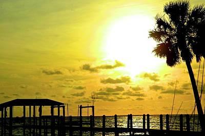Photograph - Sun Burst by Tracy Rice Frame Of Mind
