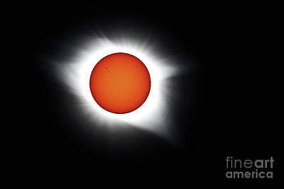 Photograph - Sun Composite by Paul Mashburn