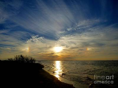 Photograph - Sun Dogs by Jean Wright