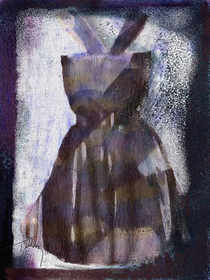 Painting - Sun Dress Two by Thomas Tribby