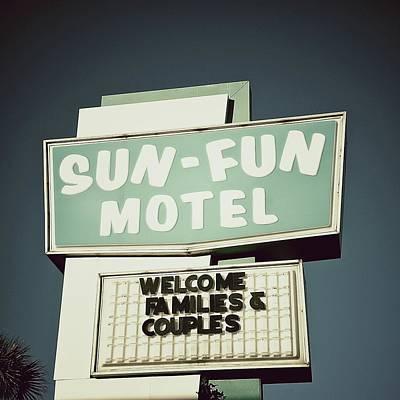 Venice Beach Bungalow - Sun - Fun by Brandon Addis