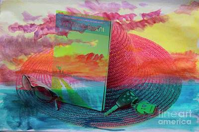 Mixed Media - Sun Fun Capital by Bob Pardue