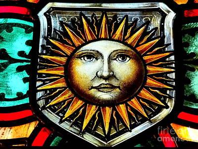 Photograph - Sun God by Ed Weidman