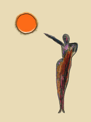 Painting - Sun Goddess by Bill Owen