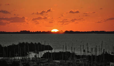 Photograph - Sun Goes Down by JAMART Photography