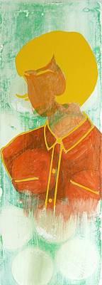 1960 Mixed Media - Sun-in by Desiree Warren