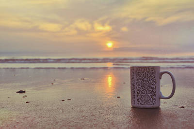 Photograph - Sun In My Coffee by Jamart Photography
