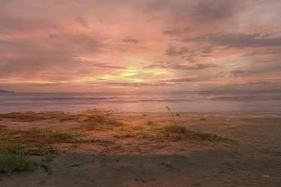Photograph - Sun Kissed Coast by John M Bailey