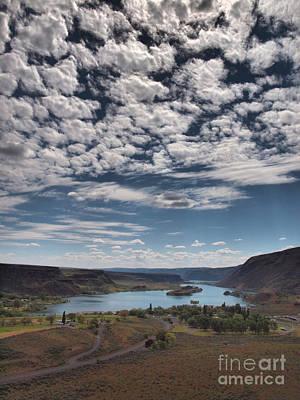 Photograph - Sun Lakes by Tara Turner