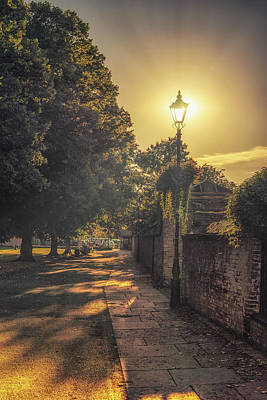 Photograph - Sun Light by James Billings