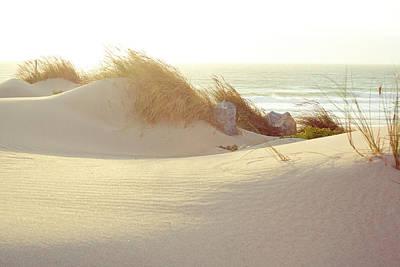 Lisbon Photograph - Sun On Beach by Guillermo Casas Baruque