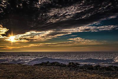 Photograph - Sun Peeks Through 3x2 by Onyonet  Photo Studios