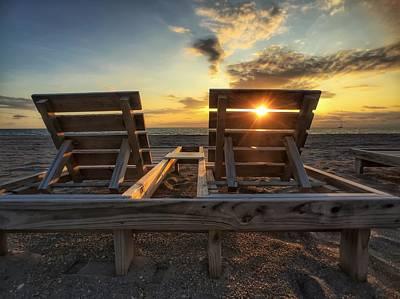 Photograph - Sun Ray Lounge by Juan Montalvo