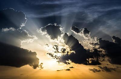 Sun Rays Explosion Original