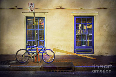 Photograph - Sun Revolutions Bicycle by Craig J Satterlee