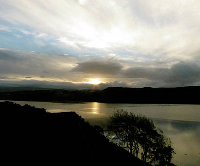 Photograph - Sun Rise by Azthet Photography