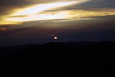 Photograph - Sun Rising In Wa by Edward Hawkins II