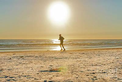 Photograph - Sun Runner by David Arment