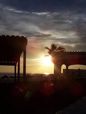 Photograph - Sun Set by Pamela Walrath