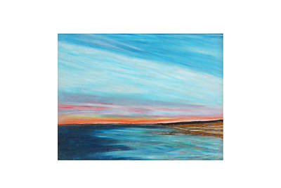 Pastel - Sun Sliver by Daniel Dubinsky