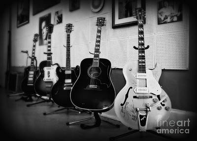 Rock And Roll Royalty-Free and Rights-Managed Images - Sun Studio Classics 2 by Perry Webster