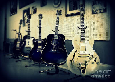 Sun Studio Classics Art Print by Perry Webster