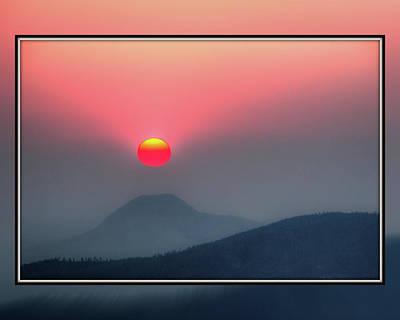 Photograph - Sun Teed Up by Fiskr Larsen