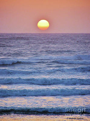 Photograph - Sun To Sea by Michele Penner