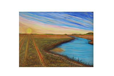 Pastel - Sun Up by Daniel Dubinsky