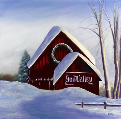 Painting - Sun Valley 3 by Shannon Grissom