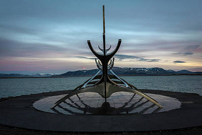 Photograph - Sun Voyager At Dawn by Scott Cunningham
