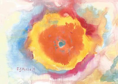 Painting - Sunblessed by Sheri Jo Posselt