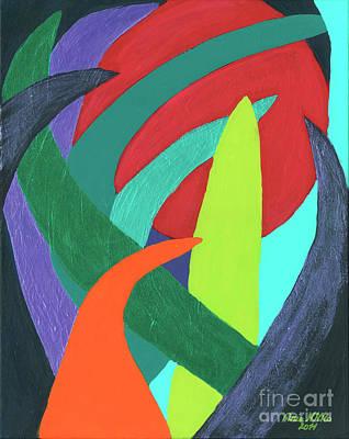 Painting - Sunblock by Ania M Milo