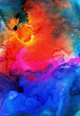 Painting - Sunburst by Anne Duke
