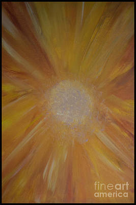 Photograph - Sunburst by Roberta Byram