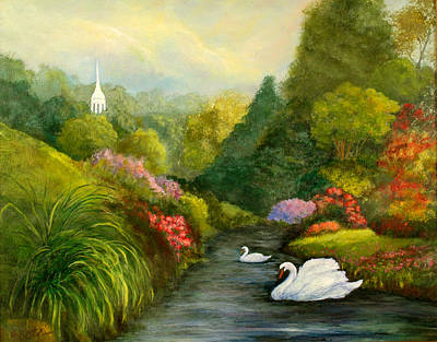 Painting - Sunday Afternoon by Gail Kirtz