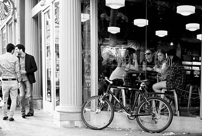 Photograph - Sunday Afternoon In Boulder by David Pantuso