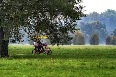 Photograph - Sunday Along The Park by Roberto Pagani