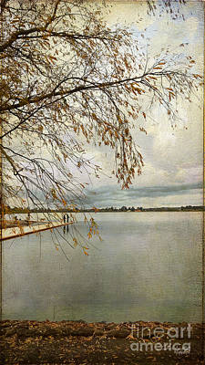 Sunday By The Lake II Art Print by Chris Armytage