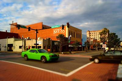 Photograph - Sunday In Gastonia 12 by Rodney Lee Williams