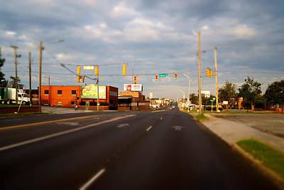Photograph - Sunday In Gastonia 3 by Rodney Lee Williams
